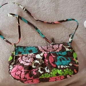 "Vera Bradley Retired ""Lola"" shoulder bag-like new!"